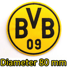 Borussia Dortmund Embroidered Iron on Patch GERMANY Football Soccer Bundesliga