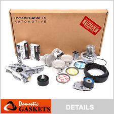 06-08 Chevrolet Aveo Aveo5 1.6L DOHC Overhaul Engine Rebuild Kit VIN 6