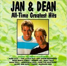 Jan & Dean Jan & Dean - All-Time Greatest Hits CD