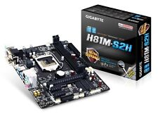 Gigabyte GA-H81M-S2H Intel LGA1150 mATX Motherboard USB 3.0, SATA 3 and HDMI