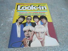 #33 AUG 9 1980 LOOK IN tv movie magazine LINSEY MACDONALD - TOURISTS