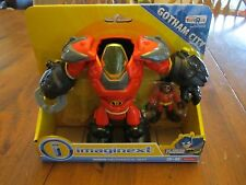 Fisher Price Imaginext New Robin Mechanical Suit Robot DC Gotham City Batman toy