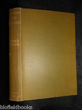 Montes the Matador and Other Stories by Frank Harris - 1910-1st US Ed, Fiction