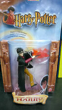 Harry Potter  Harry Cast a Spell  action figure carded