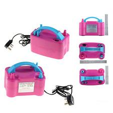 High Power Portable 240V Electric Air Blower Party Balloon Pump Inflator STGG