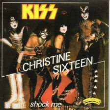 ★☆★ CD Single KISS Christine Sixteen 2-track CARD SLEEVE Shock Me   ★☆★