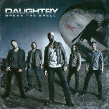 Break the Spell by Daughtry (CD, Nov-2011, RCA)