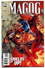 MAGOG DC 2010 NO. #9 (VF) UNREAD