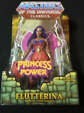 Masters of the Universe MOTU Classics FLUTTERINA NEW SEALED
