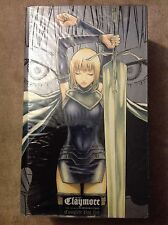 Claymore Box Set: Vol 1-27 Complete Collection Childrens Manga Books Gift Set