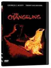 The Changeling George C. Scott ( R / DVD) HBO Studios Horror NEW