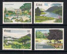 Ireland Eire mint stamps - 1989 National Parks and Gardens, SG714/717, MNH
