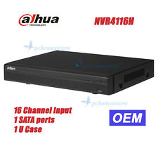 Dahua OEM DH-NVR4116H 5MP 16CH NVR NVR4116H Smart Mini 1U Network Video Recorder