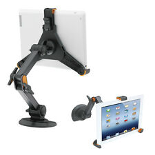 IPAD 4 3 2 1 AIR UNDER CABINET MOUNT 22.6-26.4cm TABLET STAND GALAXY WALL DESK