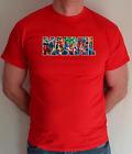 MARVEL ,comic super heroes,Avengers, t shirts /adults