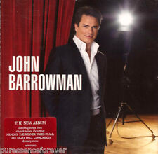 JOHN BARROWMAN - John Barrowman (UK 13 Track CD Album)