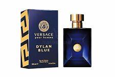 Versace Pour Homme Dylan Blue 3.4oz/100ml Eau De Toilette Spray for Men NIB