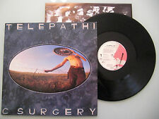 The Flaming Lips - Telepathic Surgery, UK (?) 1989, LP, Vinyl: m-