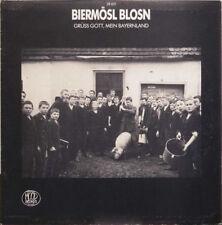 """12"""" Vinyl LP Biermösl Blosn Grüss Gott, mein Bayernland (Biermooslandler)"""
