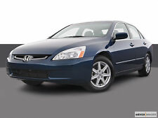 2004 Honda Accord EX Sedan 4-Door
