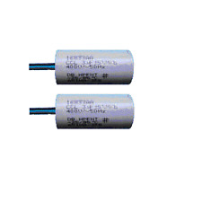 Motor ejecutar Capacitor 3µf ± 5% de 400 voltios 50hz Cambridge condensadores (paquete De 2)