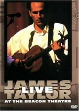 James Taylor: Live at the Beacon Theatre (1998, DVD NEUF)