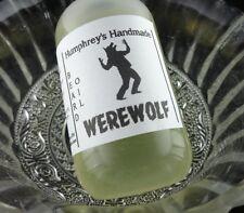 WEREWOLF Men's Beard Oil Serum, Citrus, Cedar Vetiver Pepper Musk Twilight Woods
