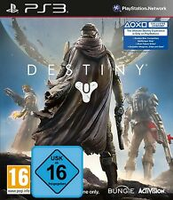 PS3 Destiny Uncut Neu&OVP Playstation 3 Versicherter Versand