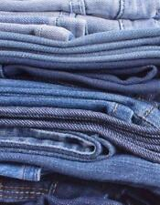 25PC Mixed Lot Denim JEANS Women's Wholesale Clothing RESALE THRIFT BOUTIQUE