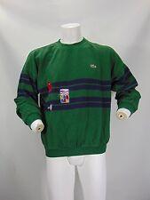 LACOSTE Maglione Felpa Sweater Jumper Pullover Tg 4 Man Uomo M6
