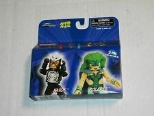 Diamond Art Asylum HAVOK & POLARIS Minimates 2 Pack