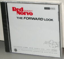 Reference Recordings RR-8 CD: Red Norvo Quintet - The Forward Look - 1991 USA SS