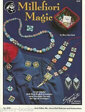 Millefiori Magic Quilt Blocks Polymer Oven Bake Clay Pattern Instructions NEW