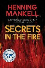 Secrets in the Fire by Henning Mankell (2003, Hardcover)