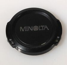 MINOLTA 49MM FRONT SNAP ON LENS CAP