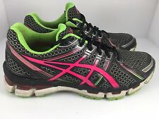 Asics Gel-Kayano 19 Women's Size 11 Athletic Running Training Shoes T350N