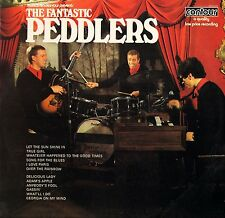 THE PEDDLERS the fantastic peddlers 6870 549 contour uk LP EX+/EX