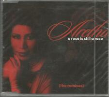 ARETHA FRANKLIN A rose is still a rose REMIXES CDs 1998
