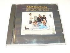 "SERGIO MENDES ""A&M GOLD SERIES"" CD A&M 1991"