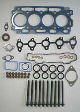 HEAD GASKET SET BOLTS FIESTA FOCUS FUSION C MAX 1.6 TDCi 90 110 BHP 16V 2002 on