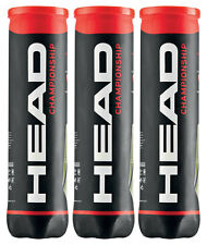 Head Championship Tennis Training Balls Dozen