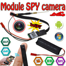 Z7S HD 1080P Spy Camera Mini DIY Module DV Security Wifi 24H Remote Monitor U