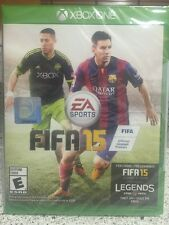 Brand New!!! FIFA 15 (Xbox One, 2014) Factory Sealed!!!