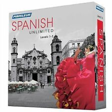 Pimsleur Spanish Unlimited 1-3 : Experience the Method That Changed Language...