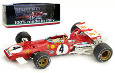 Brumm R313-Ch FERRARI 312b winner GP ITALIA 1970-CLAY REGAZZONI SCALA 1/43