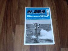 LANDSER GROßBAND 1189  -- KLEINST-U-BOOTE AM FEIND/maritime Wunderwaffe