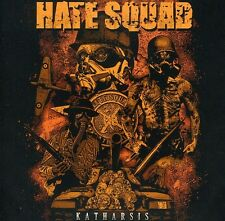 The Hate Squad - Katharsis [New CD]