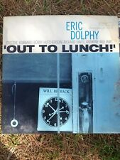 Eric Dolphy Out to Lunch RARE Original BLUE Note Records Stero LP 4163/84163 RVG