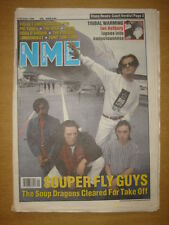 NME 1990 OCT 13 SOUP DRAGONS STONE ROSES BLUR POGUES