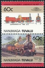 1846 Coppernob 0-4-0 Furness Railway (FR) Train Stamps / LOCO 100